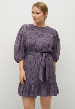 Violeta by Mango - LILI - Day dress - lila
