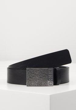 HUGO - GIAMPI - Belte - black