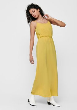 ONLY - Maxikleid - misted yellow