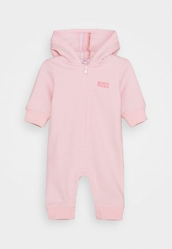 BOSS Kidswear - ALL IN ONE BABY - Combinaison - pinkpale
