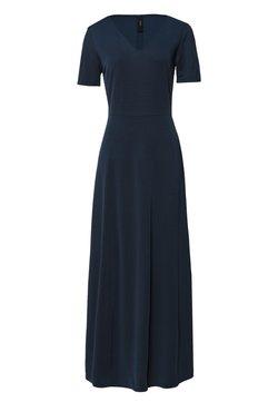YAS - NANCY ANKLE DRESS - Maxikjoler - navy