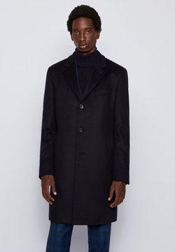 BOSS - NYE - Classic coat - dark blue