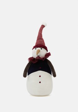 Jellycat - YULE SNOWMAN - Cuddly toy - red