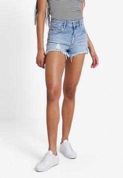 Mavi - ROSIE - Jeans Shorts - mid retro 80's