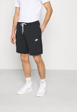 Nike Sportswear - MODERN - Short - black/ice silver/white