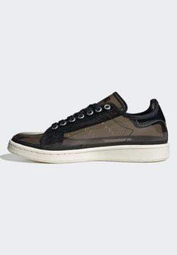 adidas Originals - STAN SMITH W - Baskets basses - black