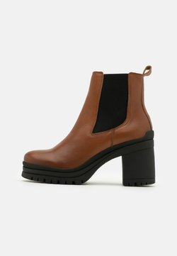 YAS - YASTIPO BOOTS - Plateaustiefelette - caramel café