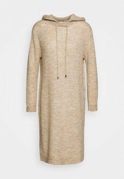 Lounge Nine - ALLYSSA DRESS - Vestido de punto - rainy day melange