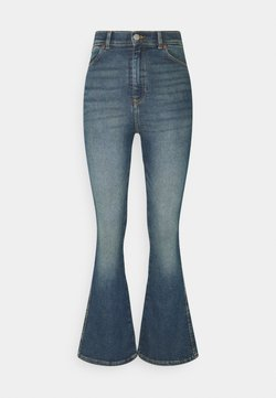 Dr.Denim - MOXY  - Flared Jeans - eastcoast blue