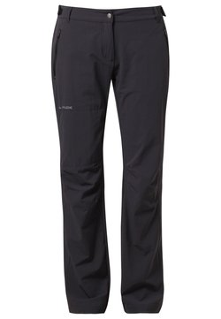 Vaude - WOMEN'S FARLEY STRETCH PANTS - Outdoor-Hose - black