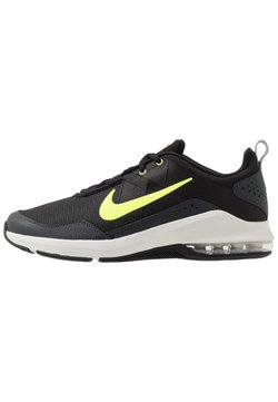 Nike Performance - AIR MAX ALPHA TRAINER 2 - Trainings-/Fitnessschuh - black/volt/dark smoke grey/spruce aura