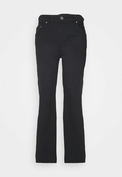 BLANCHE - Flared Jeans - black