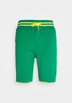 Schott - Jogginghose - green/yellow
