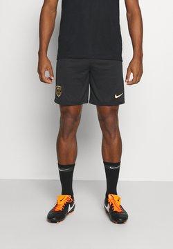Nike Performance - FC BARCELONA SHORT HA - Pantalón corto de deporte - black/metallic gold