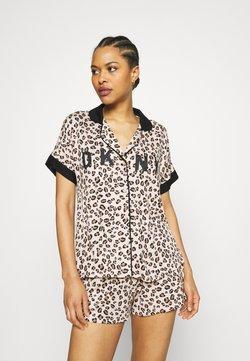 DKNY Intimates - CITY COOL - Pyjama - brown