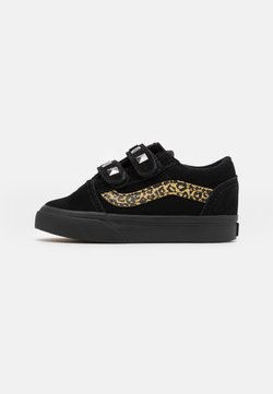 Vans - OLD SKOOL - Sneakers basse - black