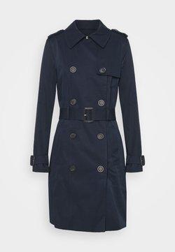 Marks & Spencer London - ESSENTIAL  - Trenchcoat - dark blue