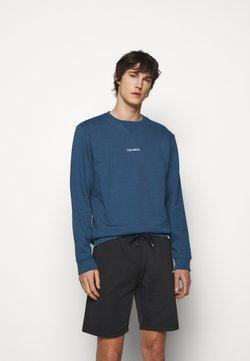 Les Deux - LENS - Sweatshirt - denim blue/white