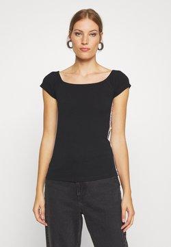 Calvin Klein - BARDOT PRIDE - T-Shirt print - black