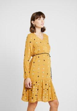 Mara Mea - BAZAAR BOHEMIA - Jerseyklänning - ochre