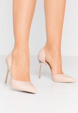 Call it Spring - DEVANNA - High Heel Pumps - bone