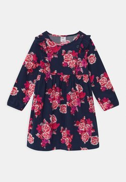 GAP - TODDLER GIRL FLORAL - Blusenkleid - navy