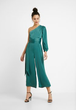 Lost Ink - ONE SHOULDER - Combinaison - green