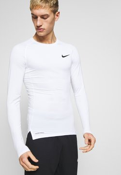 Nike Performance - Tekninen urheilupaita - white/black