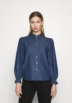 ONLY - ONLFIFI - Camicia - dark blue denim
