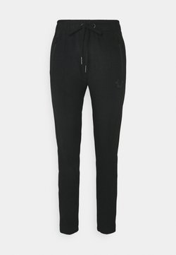 True Religion - PANT TAPERED HORSESHOE - Jogginghose - black
