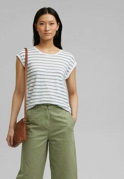 Esprit - T-Shirt print - light khaki