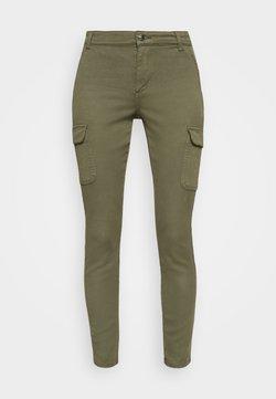 ONLY - ONLLINE EASY PANT - Pantaloni cargo - kalamata