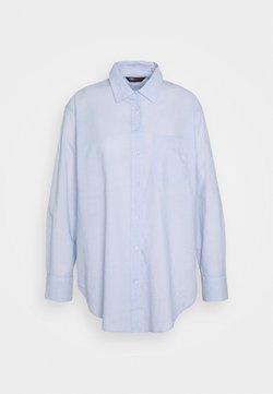 Marks & Spencer London - VOILE SHIRT - Hemdbluse - blue