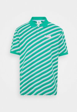 Lacoste LIVE - Poloshirt - greenfinch/multico
