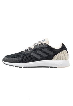 adidas Performance - SOORAJ VERUM CLOUDFOAM RUNNING SHOES - Laufschuh Neutral - core black/grey five