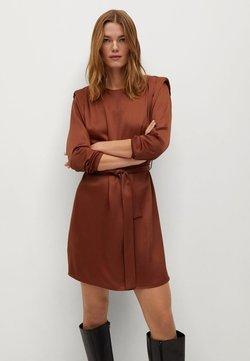 Mango - PADY - Korte jurk - caramel
