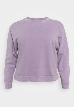 Levi's® Plus - DIANA CREW - Sweatshirt - lavender frost