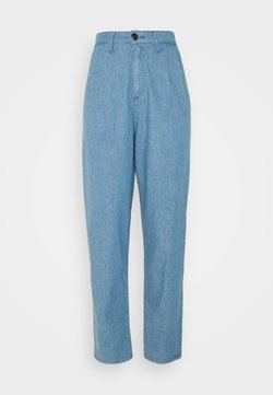 Lee - PLEATED STELLA - Jeans Tapered Fit - blue