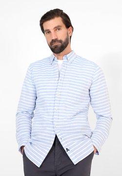 Scalpers - Hemd - light blue stripes
