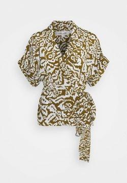 Diane von Furstenberg - DEBBIE - Bluse - bali leopard