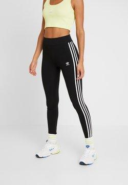 adidas Originals - Leggings - black/white
