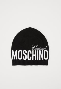MOSCHINO - HAT - Muts - black
