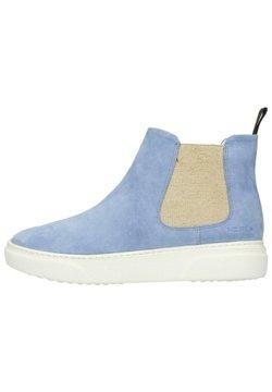 Melvin & Hamilton - Boots à talons - blue