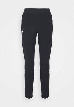 Under Armour - OUTRUN THE STORM PANT - Pantalones deportivos - black