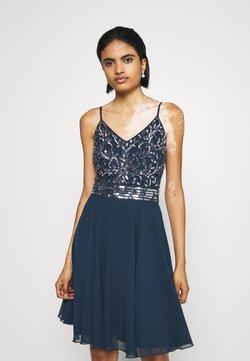 Lace & Beads - FAITH SKATER - Cocktailkleid/festliches Kleid - navy