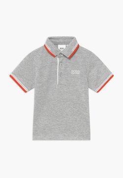BOSS Kidswear - SHORT SLEEVE - Poloshirt - gris chine