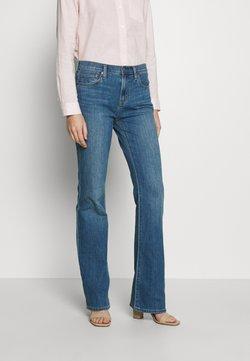 GAP - DUERO - Jeans bootcut - medium wash
