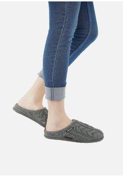 Giesswein - NEUDAU  - Pantoffels - grey