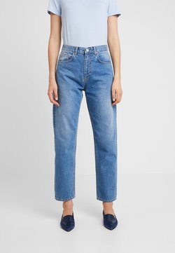 LTB - MILVA - Jeans a sigaretta - lenollo wash