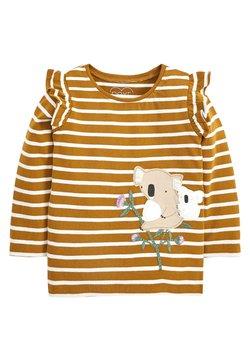 Next - Camiseta de manga larga - brown